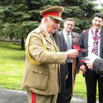 IN MEMORIAM: Generalul de brigadă Constantin Tănase, un mare patriot a...