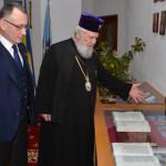 DÂMBOVIŢA: Ministrul Educaţiei, întrevedere cu mitropolitul Târgovişte...