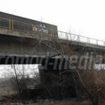 DÂMBOVIŢA: Podul de la Viişoara, de pe DN 72, la un pas să se prăbuşea...