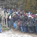 SCANDALOS: Mormântul părintelui Arsenie Boca a fost profanat