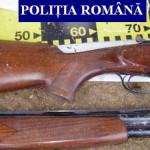 IALOMIŢA: Şi-a adus ilegal puşcă din Germania şi a sfârşit după gratii...