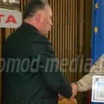 DÂMBOVIŢA: Jandarmul Romeo Ene a coordonat în Afganistan 5.000 de misi...
