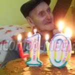 DÂMBOVIŢA: Stelian Codreanu, omul care a depăşit bariera unui secol de...