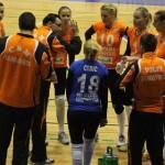VOLEI: CSM Târgovişte, lovită în plin de Dinamo