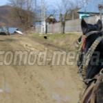 DÂMBOVIŢA: Pe drumul judeţean dintre Scheiu şi Cândeşti, te îngropi în...