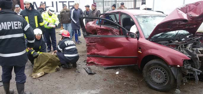 accident turnu magurele 1