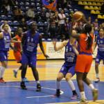 BASCHET: CSM Târgovişte, victorie chinuită în primul meci din play-off