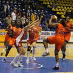 BASCHET: CSM Târgovişte înfruntă Phoenix Galaţi, în primul tur al play...