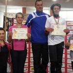DÂMBOVIŢA: Beatrice Maer a cucerit medalia de argint la aruncarea disc...