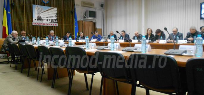 consiliul judetean fara PNL