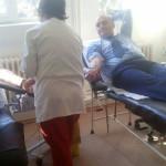 IALOMIŢA: 50 de poliţişti au donat sânge pentru a salva vieţi!