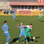 FOTBAL: FCM Târgovişte, semi-eşec în prima etapă a returului