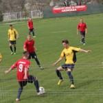 """FOTBAL: Meci de """"foc"""" la reluarea Ligii a 4-a în Dâmboviţa"""