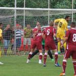 FOTBAL: Ploaie de goluri la meciurile din Liga a 4-a