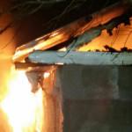 TELEORMAN: Şi-a dat foc la casă, din cauza neglijenţei!