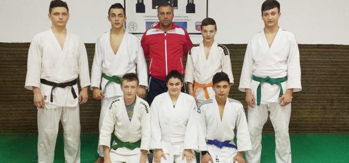 judoka targoviste romel musa