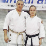 KARATE: Lavinia Olteanu atacă o medalie la Campionatul European