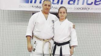 lavinia olteanu karate