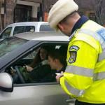 SUD MUNTENIA: Cu ochii pe şoferiţe! Poliţiştii au înlocuit sancţiunile...