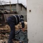 CĂLĂRAŞI: Striviţi sub zid! Un muncitor a murit, altul este internat î...