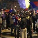 MOBILIZARE: Românii ies în stradă să protesteze pentru că Senatul nu a...