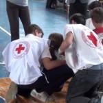 CONCURS: Crucea Roşie caută sanitari pricepuţi printre elevii de gimna...