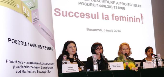 succesul la feminin