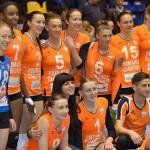 VOLEI: CSM Târgovişte, la un pas de calificarea în finală