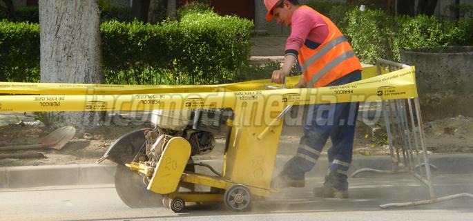 asfalt spart IC Bratianu 2