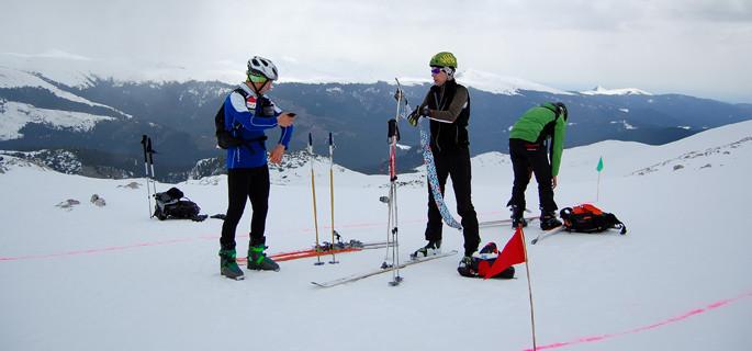 bucegi winter race 1