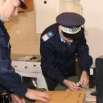 GIURGIU: Jandarmii au dăruit cu bucurie cadouri copiilor din Casa