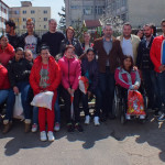 """GEST: Andrei Plumb şi colegii din Asociaţia """"Împreună pentru Dâmb..."""