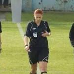 FOTBAL: Arbitrul Denisa Comănoiu a fost lovită şi scuipată pe terenul ...