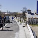 DÂMBOVIŢA: Sătenii din Lunca se pot lăuda cu un drum mai bun ca străzi...