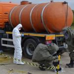 IALOMIŢA: Autorităţile simulează un accident chimic cu 50 de victime