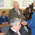 GIURGIU: Jandarmii şi-au onorat cinci camarazi de arme, formatori ai a...