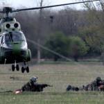 GIURGIU: Rachetele sol-aer HAWK au fost testate în Poligonul Mihai Bra...