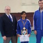 KARATE: Rita Constantin, campioană absolută la Naţionalele Universitar...