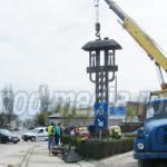 DÂMBOVIŢA: Troiţa lui Tudor Vladimirescu, la un pas de a fi distrusă d...