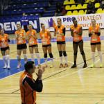 VOLEI: CSM Târgovişte atacă prima victorie din finală