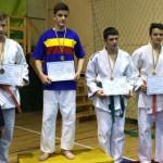 JUDO: Dănuţ Pechea, campion naţional la categoria 66 kg