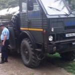 DÂMBOVIŢA: Jandarmii au asigurat apă pentru 50 de gospodării din satul...