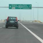 RADAR: Vitezoman prins conducând cu 231Km/h pe Autostrada Soarelui