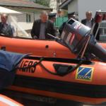 ARGEŞ: Consiliul Local Mioveni a dotat pompierii cu două bărci pneumat...