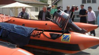 barci pneumatice pompieri