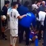 FOTBAL: Un nou scandal în Liga a 4-a! Jucător bătut în vestiare