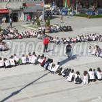 ANIVERSARE: Ziua Mondială a Crucii Roşii a fost sărbătorită şi la Târg...