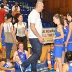 CSŞ-CSM Târgovişte a ratat prezenţa în finala mare a turneului final d...