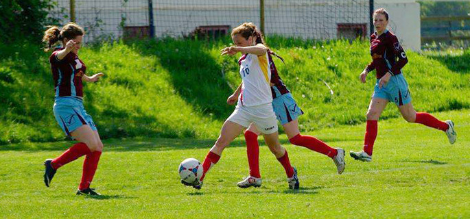 css targoviste fotbal feminin