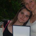SUCCES: Târgovişteanca Denisa Curtaşu a câştigat în Italia un concurs ...